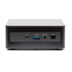 INTEL NUC MINI PC KIT- I7-1165G7- DDR4(0/2)- M.2(0/1)- 2.5