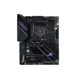 AMD X570 ATX GAMING MOTHERBOARD WITH PCIE 4.0- 16 POWER STAGES - OPTIMEM III- ON-BOARD WI-FI 6 (802.11AX)- 2.5 GBPS ETHERNET- USB 3.2- SATA- M.2