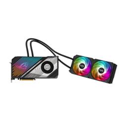 AMD ROG STRIX LC RADEON RX 6900 XT IS A LIQUID-COOLED LEVIATHAN-  PCI EXPRESS 4.0-16GB GDDR6- 256-BIT-  2.2 SLOT