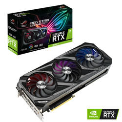 NVIDIA ROG-STRIX-RTX3080TI-12G-GAMING- 3 FANS- GRAPHIC CARD