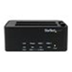 STARTECH.COM 1 TO 1 SATA HDD/SSD DUPLICATOR/ERASER- 2.5