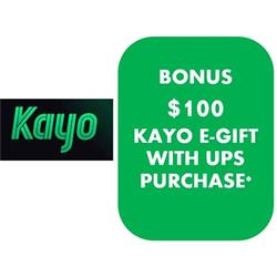 APC SMART-UPS SMC3000I + $100 KAYO E-GIFT CARD BUNDLE