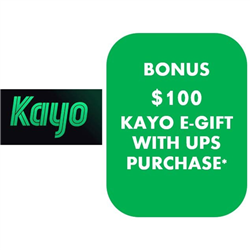 APC SMART-UPS SMT3000IC + $100 KAYO E-GIFT CARD BUNDLE