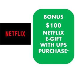 APC SMART-UPS SMT3000RMI2UC + $100 NETFLIX E-GIFT CARD BUNDLE