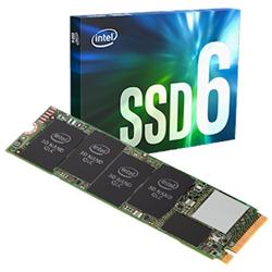 INTEL 660P SERIES SSD- M.2 80MM PCIE- 1TB- 1800R/1800W MB/S- RETAIL BOX- 5YR WTY