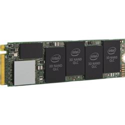 INTEL 660P SERIES SSD- M.2 80MM NVME- 512GB- 1500R/1000W MB/S- RETAIL BOX- 5YR WTY