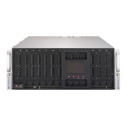 SUPERMICRO 4RU E5 XEON SKT (0/2) RAM (0/8) 3.5