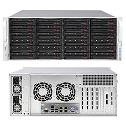 SUPERMICRO 4RU XEON SKT (0/2) RAM (0/16) 3.5
