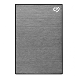 ONE TOUCH HDD 4TB SPACE GRAY 2.5IN USB3.0 EXTERNAL HDD