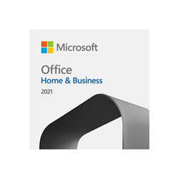 MICROSOFT OFFICE HOME & BUSINESS 2021 - (ESD) ELECTRONIC LICENSE