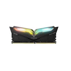 TEAM NIGHT HAWK 16GB (2X8GB) DDR4 3600MHZ DIMM 1.35V BLACK HEATSPREADER