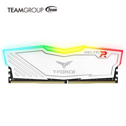 T-FORCE DELTA RGB 3200MHZ 16GB (2X8GB) DDR4 WHITE