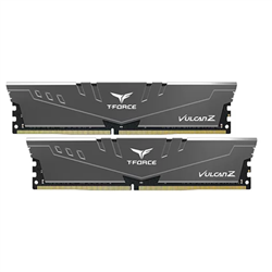 T-FORCE VULCAN Z 16GB (2X8GB) DDR4 3200MHZ DIMM GREY HEATSPREADER