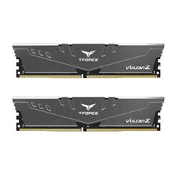 T-FORCE VULCAN Z 32GB (2X16GB) DDR4 3200MHZ DIMM GREY HEATSPREADER