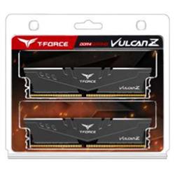 T-FORCE VULCAN Z 32GB (2X16GB) DDR4 3600MHZ DIMM GREY HEATSPREADER