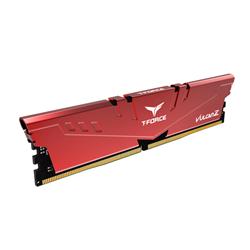 T-FORCE VULCAN Z 16GB (2X8GB) DRAM DDR4 3200MHZ DIMM RED HEATSPREADER