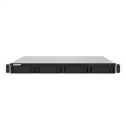 QNAP 4-BAY NAS (NO DISK)- ALPINE QC 1.7GHZ- 2GB- 2.5GBE(2)- 10GBE SFP+(2)- 3YR WTY