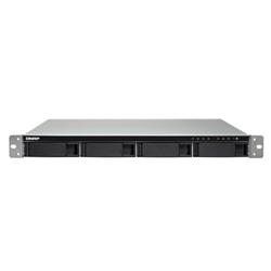 QNAP 4-BAY NAS (NO DISK)- ALPINE QC 1.7GHZ- 2GB- 2.5GBE(2)- 10GBE SFP+(2)- RPSU- 3YR WTY