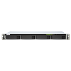 QNAP TS-451DEU-2G- NAS- 4BAY (NO DISK)- CEL DC-2.0GHZ- 2GB- USB(4)- 2.5GBE(2)- 3YR