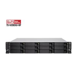 QNAP 12-BAY NAS (NO DISK) XEON 6-CORE 3.4GHZ- 32GB- 10GBE SPF+(2)- RPSU- 2U- 3YR WTY