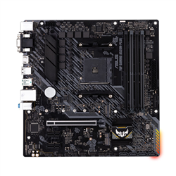 AMD A520 (RYZEN AM4) MICRO ATX MOTHERBOARD WITH M.2 SUPPORT- 1 GB ETHERNET- HDMI/DVI/D-SUB- SATA 6 GBPS- USB 3.2 GEN 2 TYPE-A- AND AURA RBG LIGHTING
