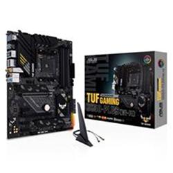 AMD B550 (RYZEN AM4) ATX GAMING MOTHERBOARD WITH PCIE 4.0- DUAL M.2- 10 DRMOS POWER STAGES- INTEL WI-FI 6- 2.5 GB ETHERNET- HDMI- DP