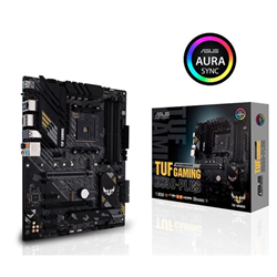 ASUS AMD B550 (RYZEN AM4) ATX GAMING MOTHERBOARD WITH PCIE 4.0- DUAL M.2- 10 DRMOS POWER STAGES- 2.5 GB ETHERNET- HDMI- DISPLAYPORT
