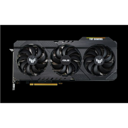 NVIDIA ASUS TUF GAMING GEFORCE RTX 3060 V2 OC EDITION 12GB GDDR6 BUFFED-UP DESIGN WITH CHART-TOPPING THERMAL PERFORMANCE.