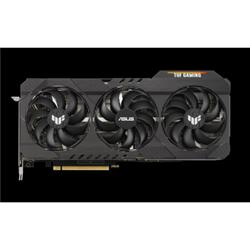 NVIDIA TUF GAMING GEFORCE RTX 3070 TI 8GB GDDR6X-  PCI EXPRESS 4.0- 1800 MHZ (BOOST CLOCK)-  256-BIT-  DIGITAL MAX RESOLUTION 7680 X 4320-  2.7 SLOT