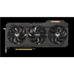 NVIDIA TUF GAMING GEFORCE RTX 3080 TI 12GB GDDR6X- PCI EXPRESS 4.0- 384-BIT-  2.7 SLOT- BUFFED-UP DESIGN WITH CHART-TOPPING THERMAL PERFORMANCE.