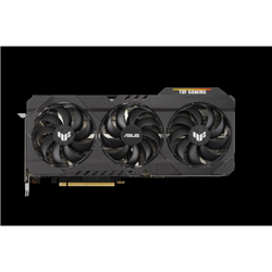 NVIDIA TUF GAMING GEFORCE RTX 3080 TI OC EDITION 12GB GDDR6X BUFFED-UP DESIGN WITH CHART-TOPPING THERMAL PERFORMANCE.