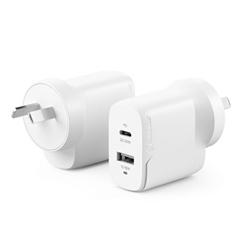 ALOGIC-2X32-RAPID-POWER-32W-GAN-CHARGER-USB-C-(20W)-USB-A-(12W)