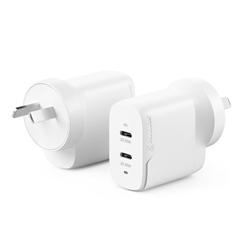 ALOGIC-2X40-RAPID-POWER-40W-GAN-CHARGER-USB-C-(20W)-USB-C-(20W)