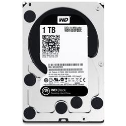 HARD DRIVE 1TB BLACK 64MB 3.5 SATA 6GB/S 7200RPM