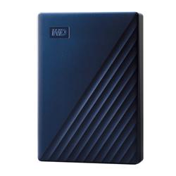 MY PASSPORT 4TB FOR MAC MIDN BLUE 2.5IN USB 3.0