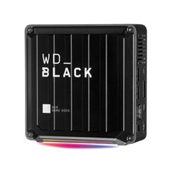 WD_BLACK D50 GAME DOCK (W/O SSD) BLACK MULTI-CITY ASIA