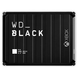 WD BLACK P10 GAME DRIVE FOR XBOX 5TB 2.5IN