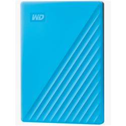MY PASSPORT 4TB BLUE 2.5IN USB 3.0