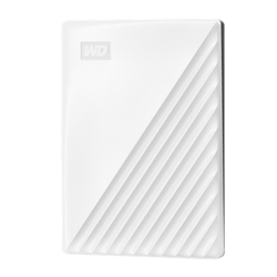 MY PASSPORT 1TB WHITE EXTERNAL HDD