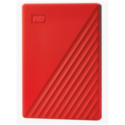 MY PASSPORT 2TB RED 2.5IN USB 3.0