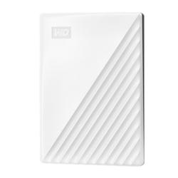 MY PASSPORT 2TB WHITE EXTERNAL HDD