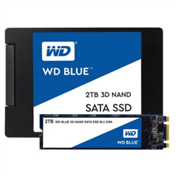 WD BLUE 3D NAND 1TB PC SSD - SATA III 6 GB/S 2.5