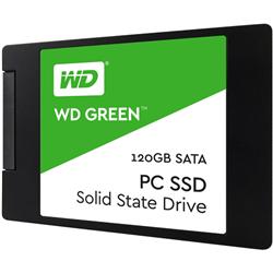 WESTERN DIGITAL SSD 120GB SATA III 6GB S 2.5 7MM WD GREEN