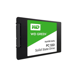 WESTERN DIGITAL SSD 240GB SATA III 6GB S 2.5 7MM WD GREEN