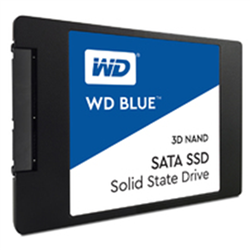 WD BLUE 3D NAND 250GB PC SSD - SATA III 6GB/S 2.5