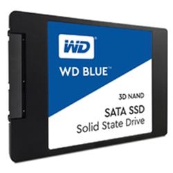 WD BLUE 3D NAND 250GB PC SSD - SATA III 6GB/S 2.5