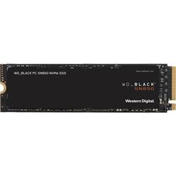 WD 500GB BLACK NVME SSD M.2 PCIE GEN3 5Y WARRANTY SN850