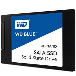 WD BLUE 3D NAND 500GB PC SSD - SATA III 6 GB/S 2.5