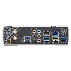 SUPPORTS 10TH GEN INTEL CORE PROCESSORS AND 11TH GEN INTEL CORE PROCESSORS-4 X DDR4 DIMM SLOTS-6 X SATA3 6.0 GB/S