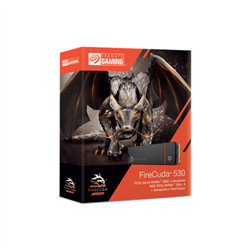 SEAGATE FIRECUDA 530 SSD- M.2- NVME 1TB- HEATSINK- 7300R/6000W-MB/S- 3D TLC NAND- 5YR WTY